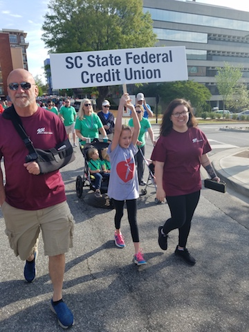 SCU Walks in the Midlands and Upstate 5k